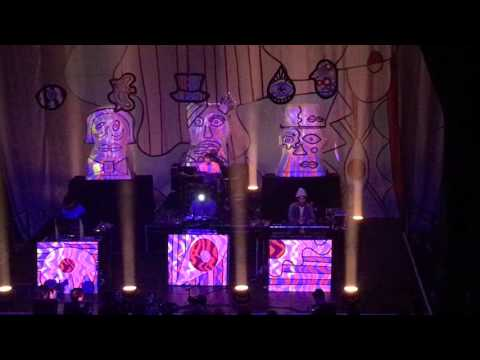 Animal Collective Live @ The Fonda Theatre LA Mar 9 '16