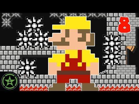 DUCK JUMPS - Super Mario Maker #8 | Let's Play
