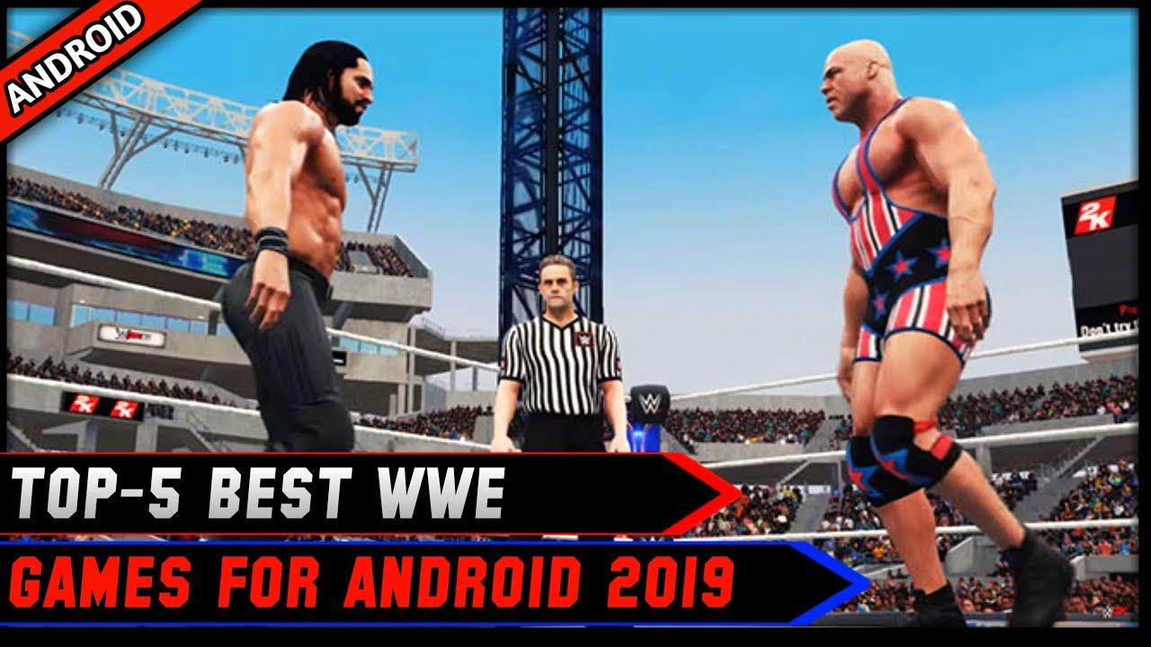 games 2019 wrestling best