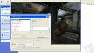 Как сжать видео!(Видео сжимается с помощью проги VirtualDubMod. Качество не ухудчается, есть возможность сжать размер видео больше..., 2011-09-18T10:43:25.000Z)