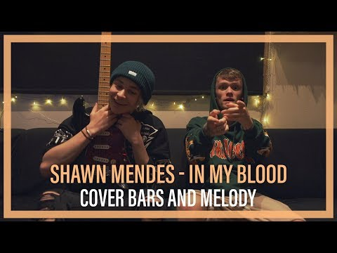 Shawn Mendes - In My Blood || Bars and Melody COVER