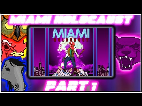 Miami Holocaust - Jacket's Part | Hotline Miami 2: Wrong Number Level Editor [FULL CAMPAIGN]