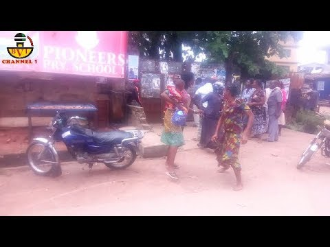 Monkey Pox Tension Happening Now In Onitsha As Parents Fear The Worse