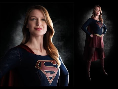 SuperGirl On CBS Has Melissa Benoist In Exciting New TV Series