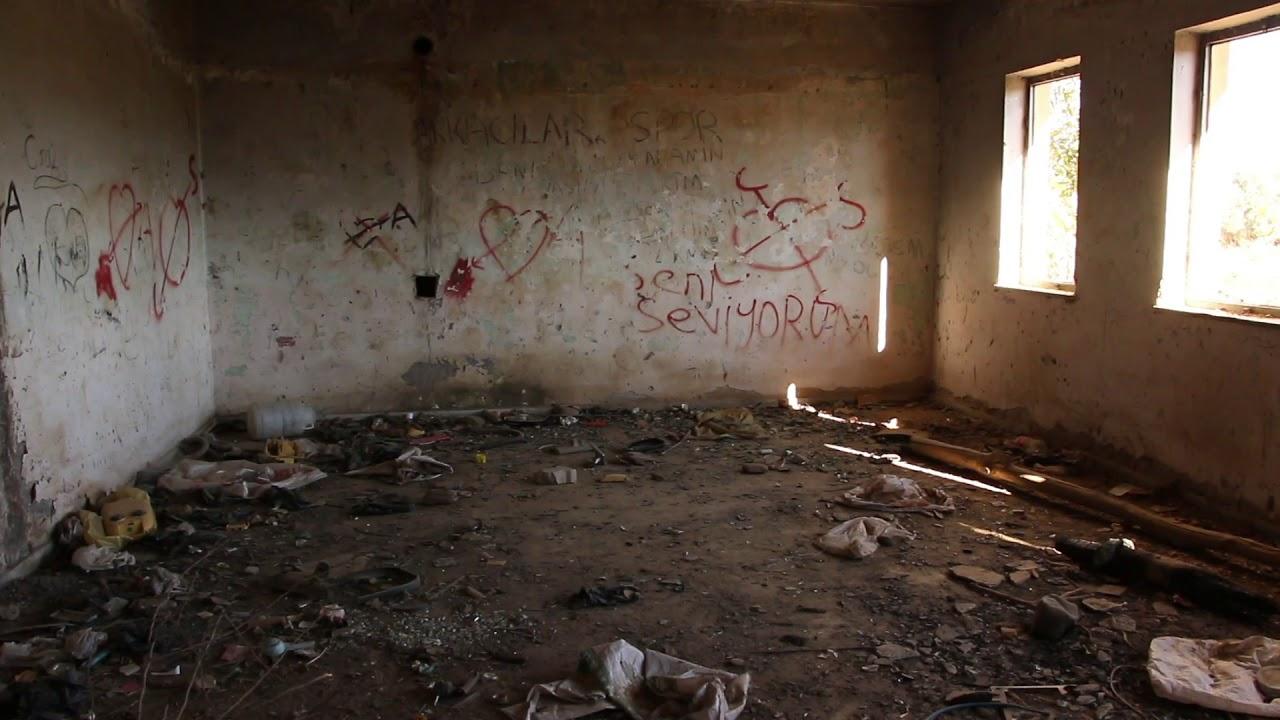 """Korku evi değil,"""" köy okulu"""""""