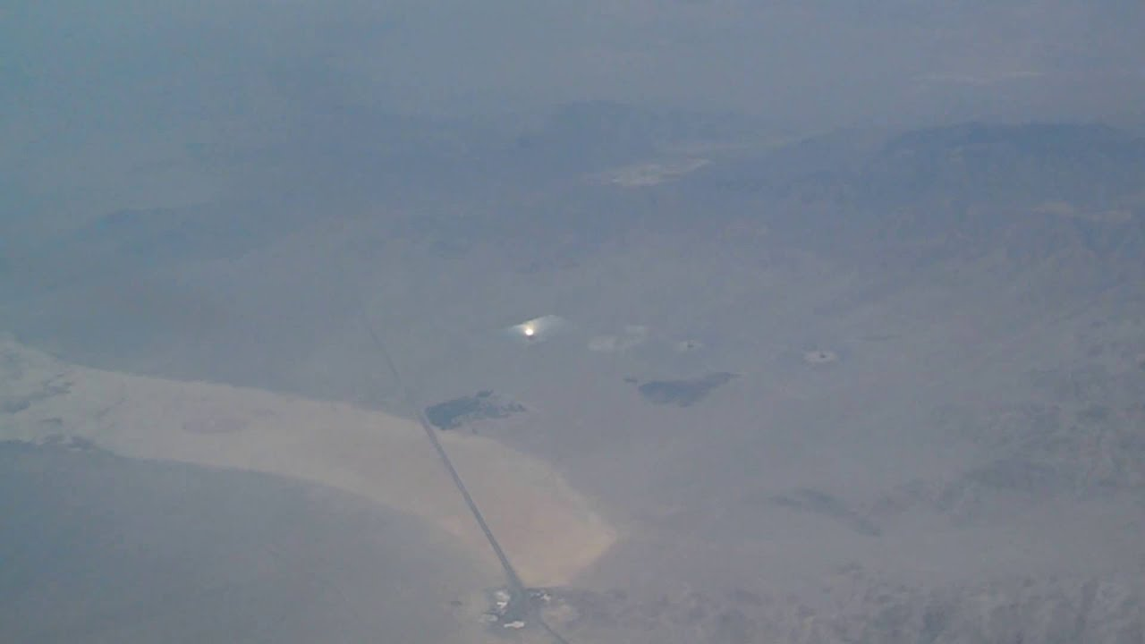 Strange Bright Light In The Mojave Desert Ivanpah Solar Electric Power Facility Electricity Generation System Generating