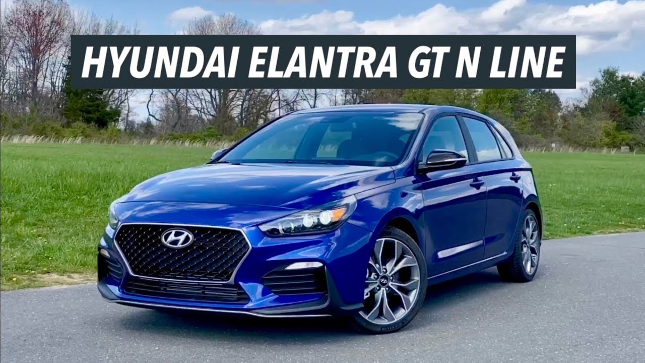 2020 hyundai elantra gt n line review can it beat the vw golf gti youtube 2020 hyundai elantra gt n line review can it beat the vw golf gti