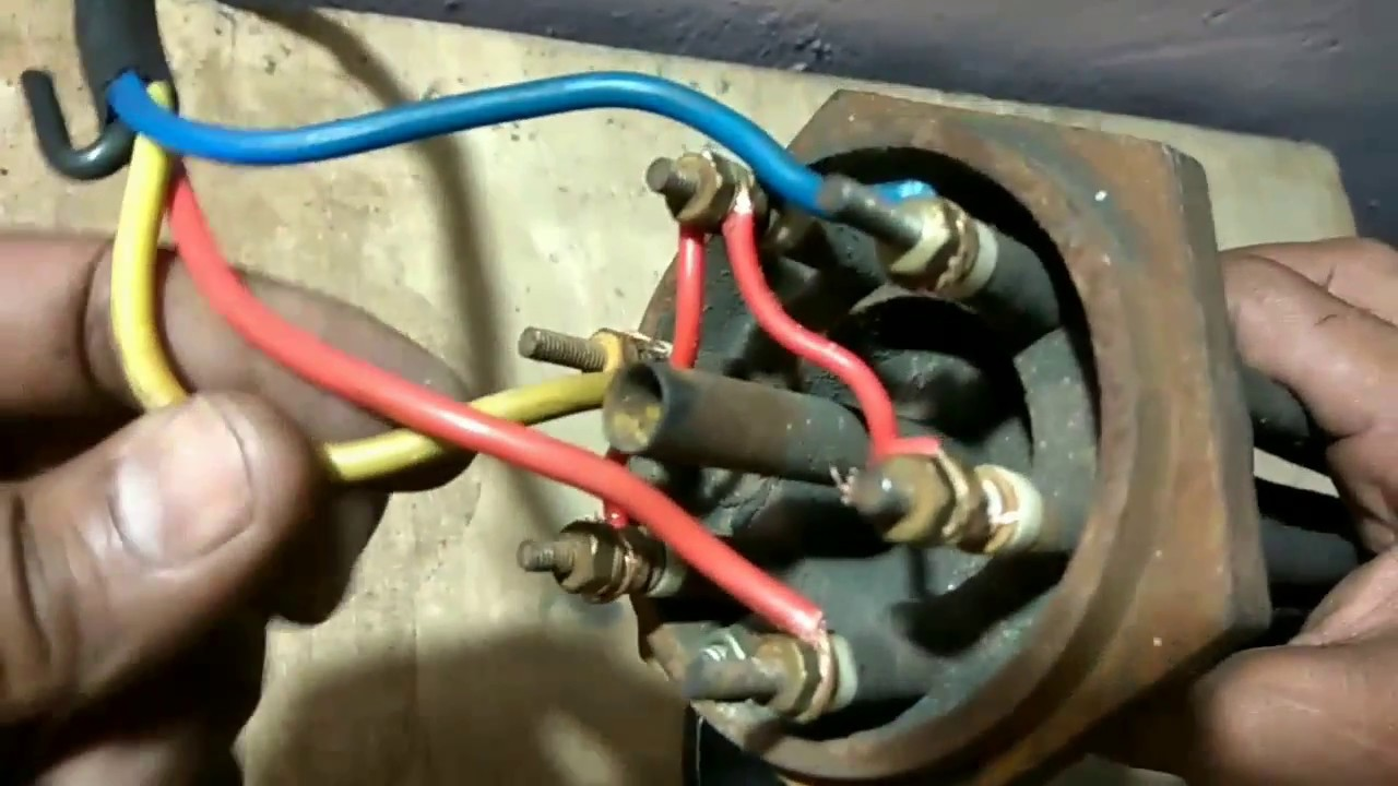 3 Phase Immersion Heater Wiring Connection | Electric Guru  YouTube
