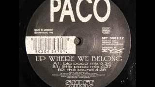Paco: Up Where We Belong