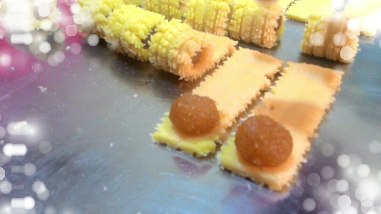 Pineapple Tart Roll At Tart Gulung