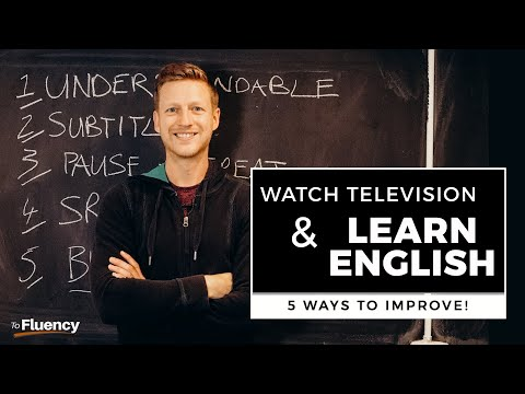 5 Powerful Tips to Help You Learn English while Watching TV