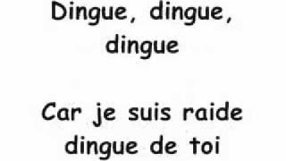 Christophe Maé - Dingue dingue dingue [HQ] + Lyrics