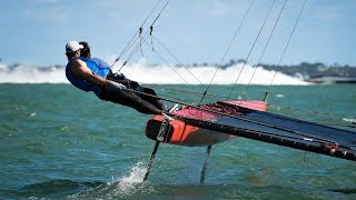 Foiling Week Miami 2018 - final highlights