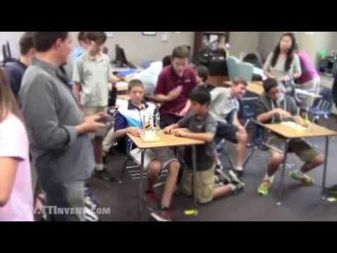 Linfield Christian School Catapult Projects