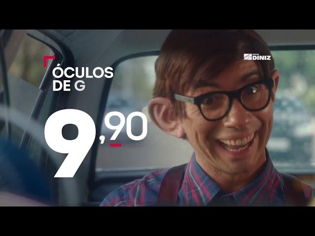 Óticas Diniz lança campanha para combater a pirataria - Geek Publicitário d4c9bd8d5c