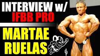 Interview w| Martae Ruelas, IFBB Pro 212 Bodybuilder