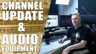 Channel Update & Audio Equipment - PreAmp - Kompressor & Equalizer Let's Play Recording thumbnail