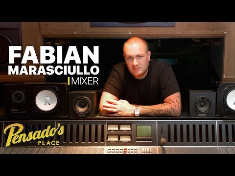 Grammy Award Winning Mixer, Fabian Marasciullo – Pensado's Place #356