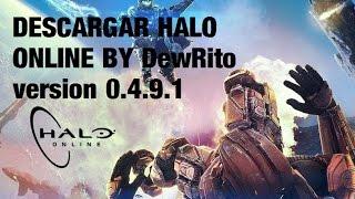 Como descargar Halo Online y actualizarlo