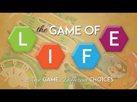 The Game of Life 05 - Wandering/Desert Times