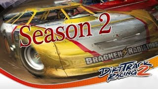 Let's Play Dirt Track Racing 2 | Late Models! S2 Episode 6