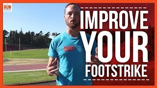 Running Technique Rules To Improve Footstrike
