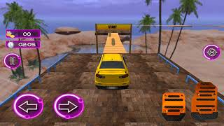 Impossible Tracks Car Stunt Drive 3D / Android Game / Game Rock