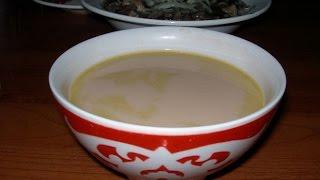 Джомба- Калмыцкий чай....