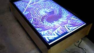 Coffee Table 2.0 Almost Finnished... By Nate & Christine