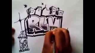 Граффити уроки.