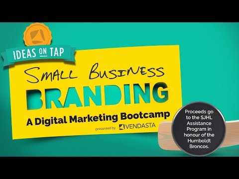Ideas on Tap: Small Business Branding