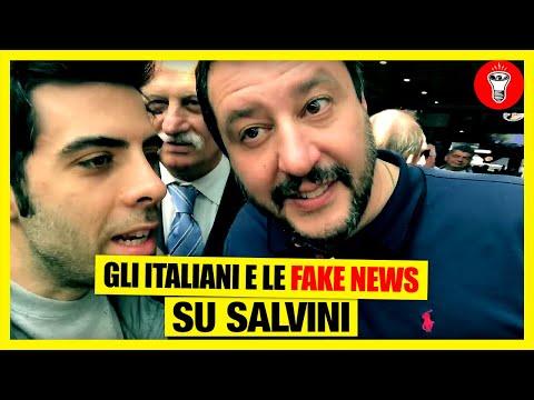 Gli Italiani Credono Alle Fake News Su Salvini? - [Esperimento Sociale] - TheShow