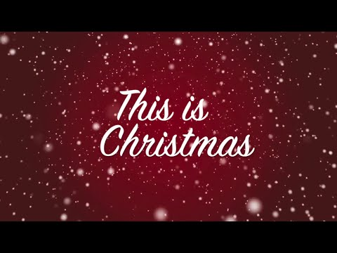 """Kutless - """"This is Christmas"""" Cover by Holy Star (Lyric Video)"""