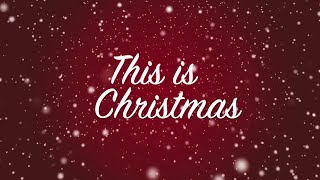 """Video Kutless - """"This is Christmas"""" Cover by Holy Star (Lyric Video) download MP3, 3GP, MP4, WEBM, AVI, FLV Agustus 2018"""