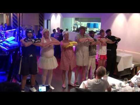 MSV-Hochzeitseinlage