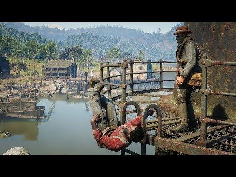DES EXPÉRIENCES QUI TOURNENT MAL (Vidéo-Délire) Red Dead Redemption 2 #14 thumbnail