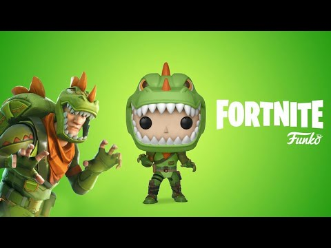 Funko Pop De Fortnite Oficial