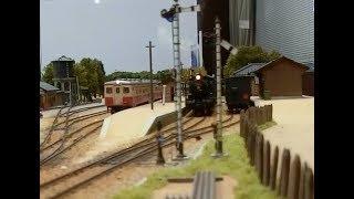 8620重連、9800牽引の旅客列車