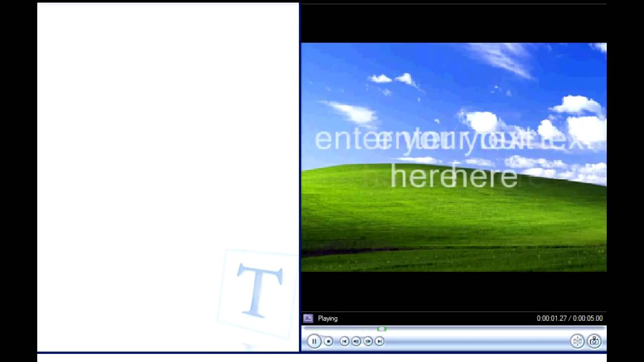 how to make windows movie maker