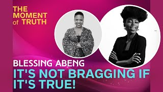 S1 E1 | Suprising Truths on Building Brand Identity with Blessing Abeng