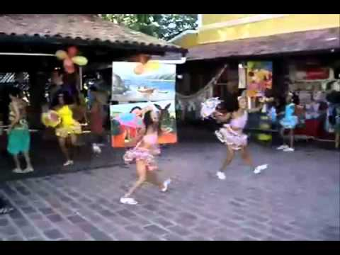 Frevo do Nordeste - The Frevo (to boil) - Typical Dance of Northeastern Brazil. Vídeos De Viagens