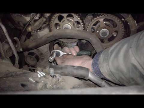 Chevrolet Cruze Замена ремня и роликов ГРМ на автомобиле с коробкой автомат