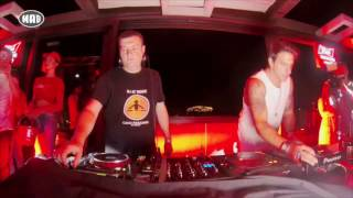 George Siras & Dino MFU// THE BOOTH #4  Full DJ Set (BUD Made For Music)