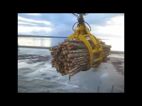 #Amazing long reach crane excavator, most amazing heavy equi