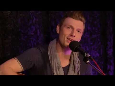 Nick Carter Live 'I Want It That Way' & '19 in 99' Acoustic on KISS 92.5 (2016.9.18)