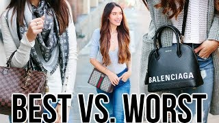 BEST & WORST Luxury Purchases of 2018!