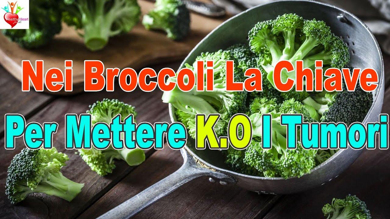 Nei broccoli la chiave per mettere K.O i tumori - Manuale Sulla Salute
