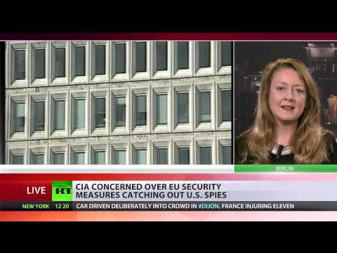 'Why is CIA planting covert agents in allied counties?' - Former MI5 officer