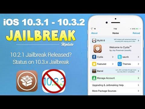 10.3.1/10.3.2 Jailbreak Update: Status, 10.2.1 Jailbreak Released, Apple Kills iOS 10 | JBU 42