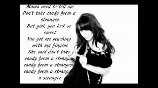 Myah Marie ft. Laze & Royal - Candy From Strangers [Lyrics on Screen]